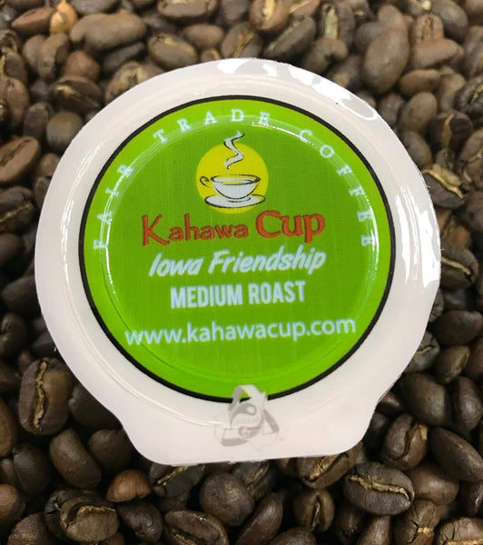 Kahawa Pods - Iowa Friendship
