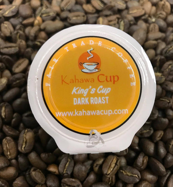 Kahawa Pods - King's Cup