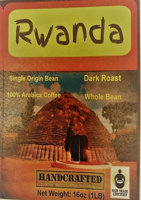 Rwanda Fair Trade Coffee