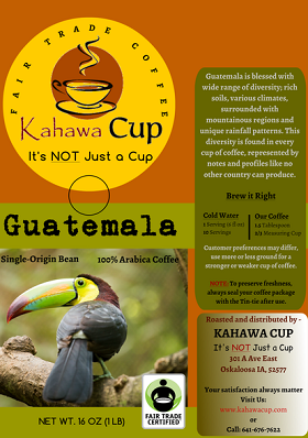 Guatemala (FairTrade)