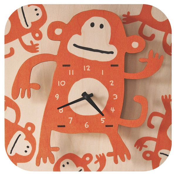 Modern Moose Basic Clocks | Monkey