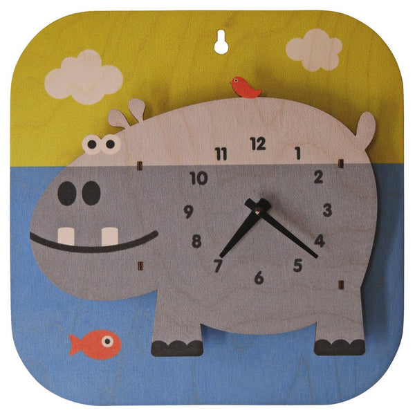 Modern Moose Basic Clocks | Hippo