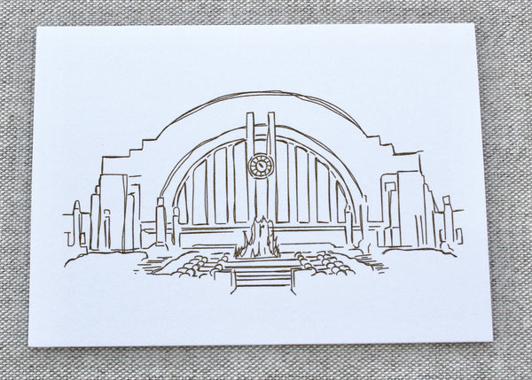 Cincinnati Landmarks Notecards