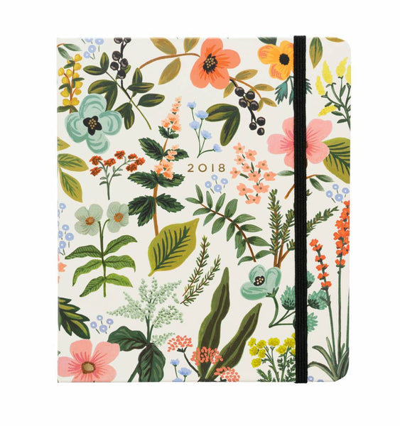 Rifle Paper Company | Herb Garden 17- Month Everyday Planner 2018