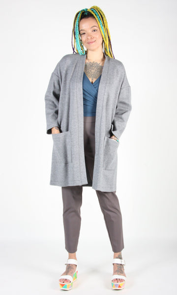 Antriade Sweater - Grey