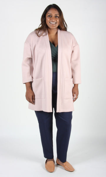 Antriade Sweater - Pale Pink