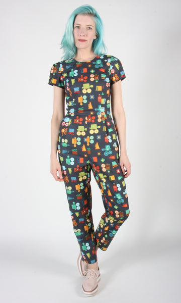 Auk Jumpsuit - Blockbuster