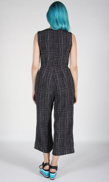 Cacique Jumpsuit - Black Screen