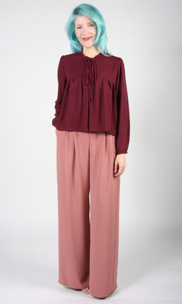Woodpecker Pant - Evening Blush