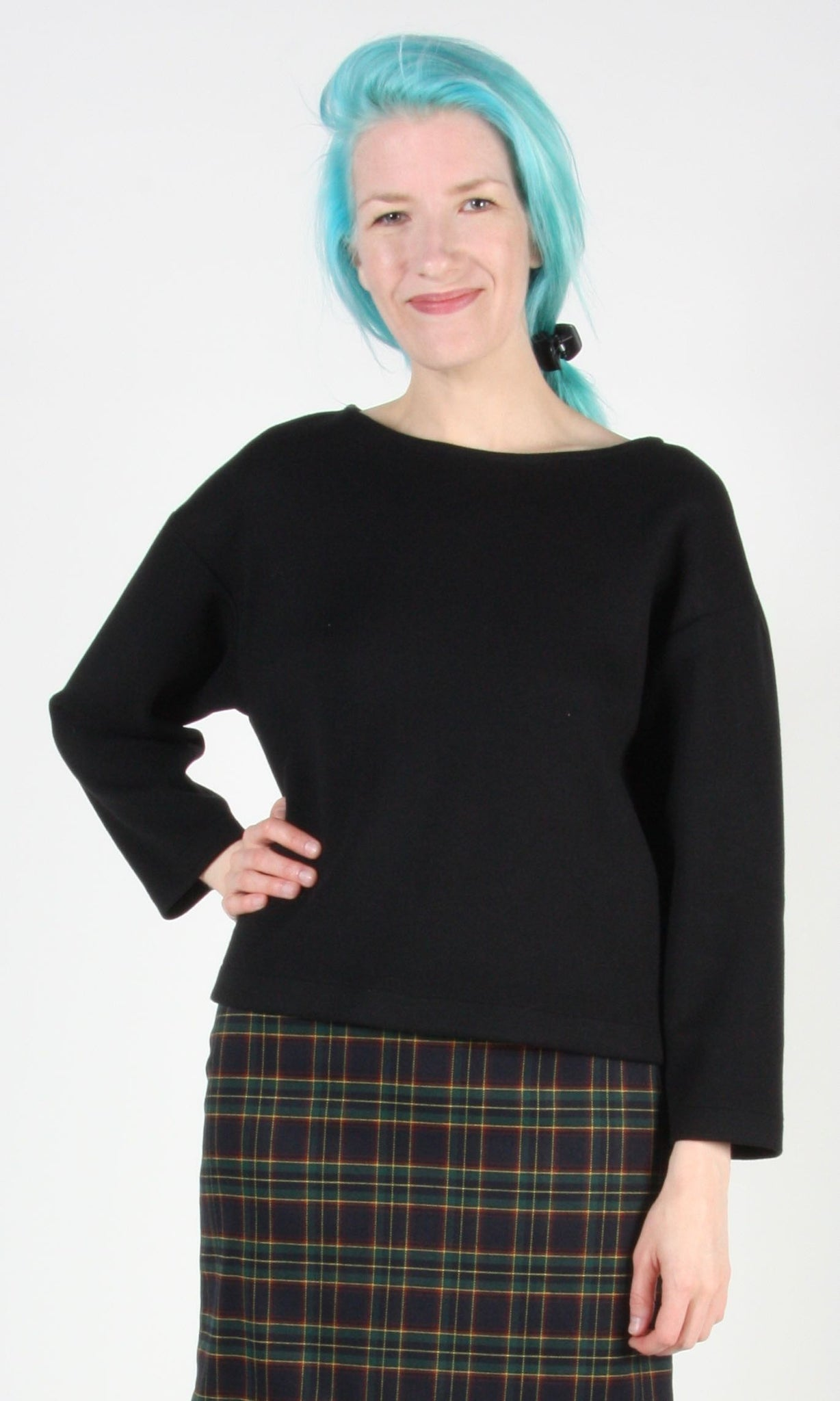 Corneille Sweater - Black
