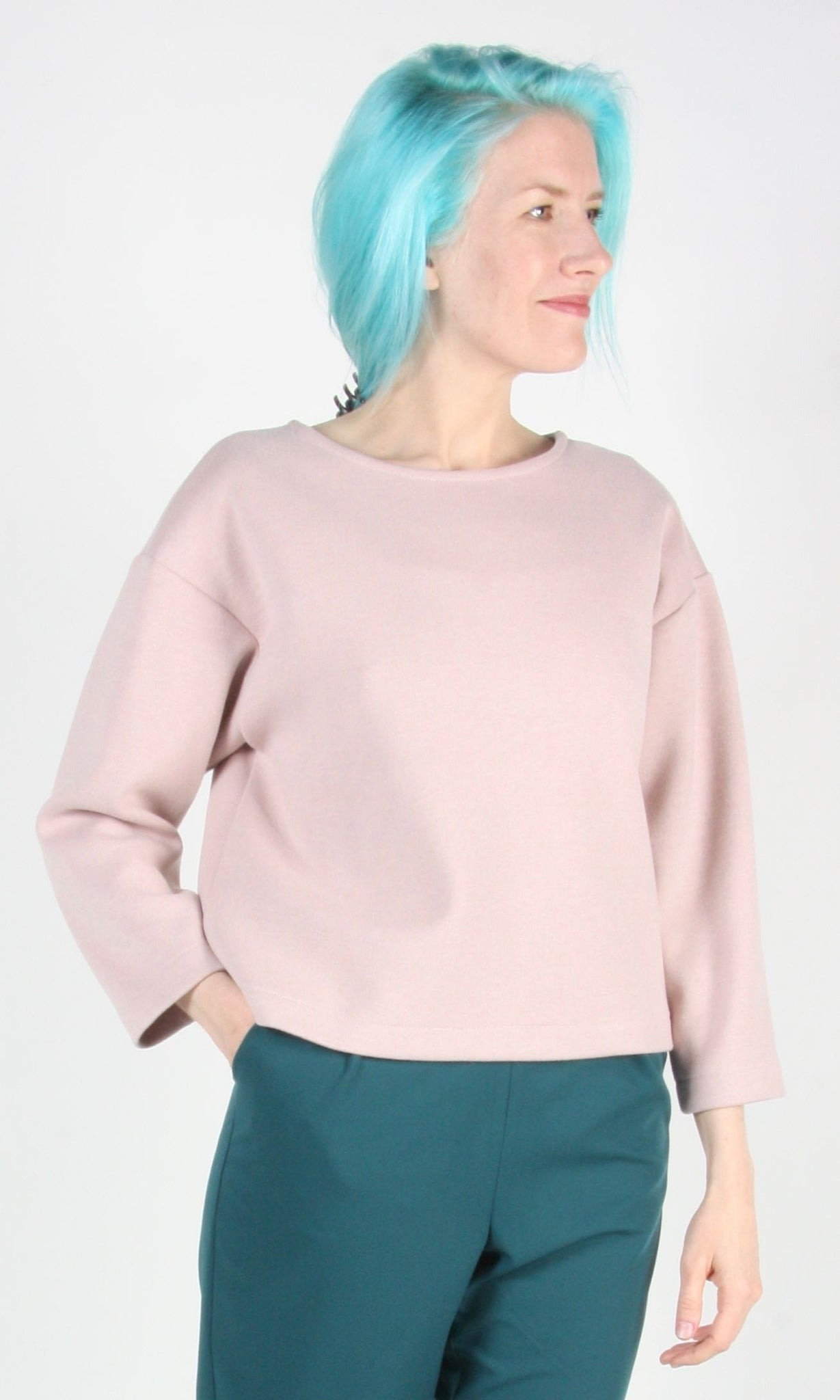 Corneille Sweater - Pale Pink