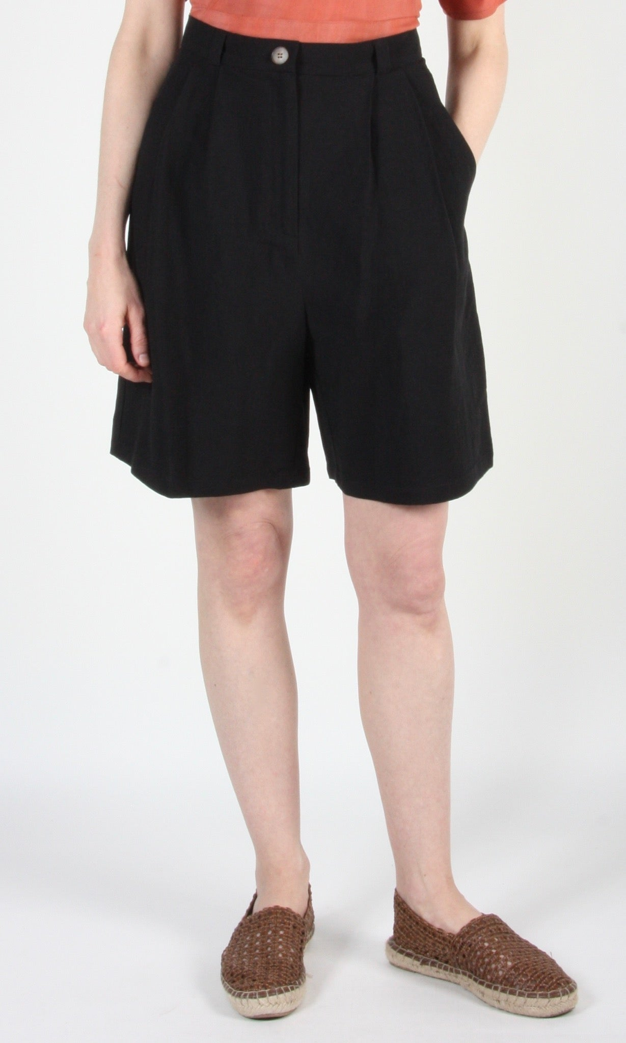 Crake Short - Black