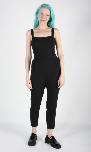 Crossbill Jumpsuit - Black