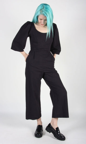 Dickcissel Jumpsuit - Black