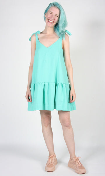 Eleanor Dress - Mint
