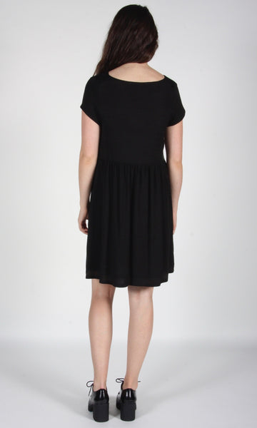 Fruitcrow Dress - Black