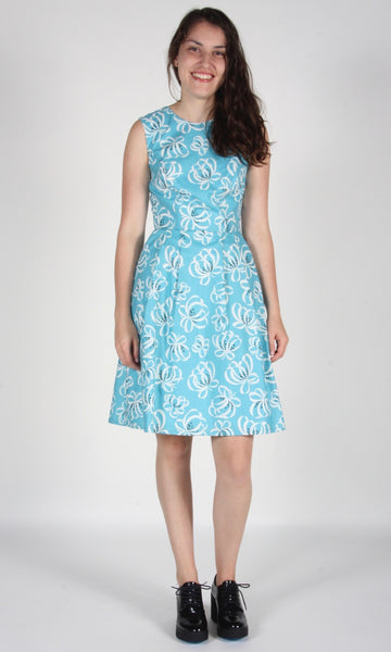 Greenshank Dress - Wedgewood Ribbons