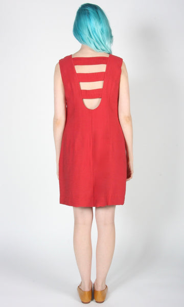 Grenadier Dress - Poppy
