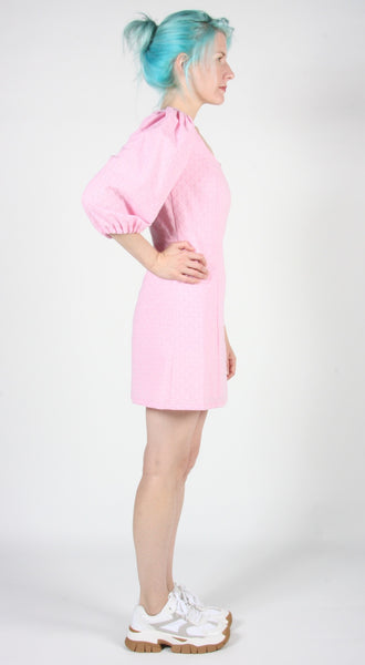 Hummingbird Dress - Pink