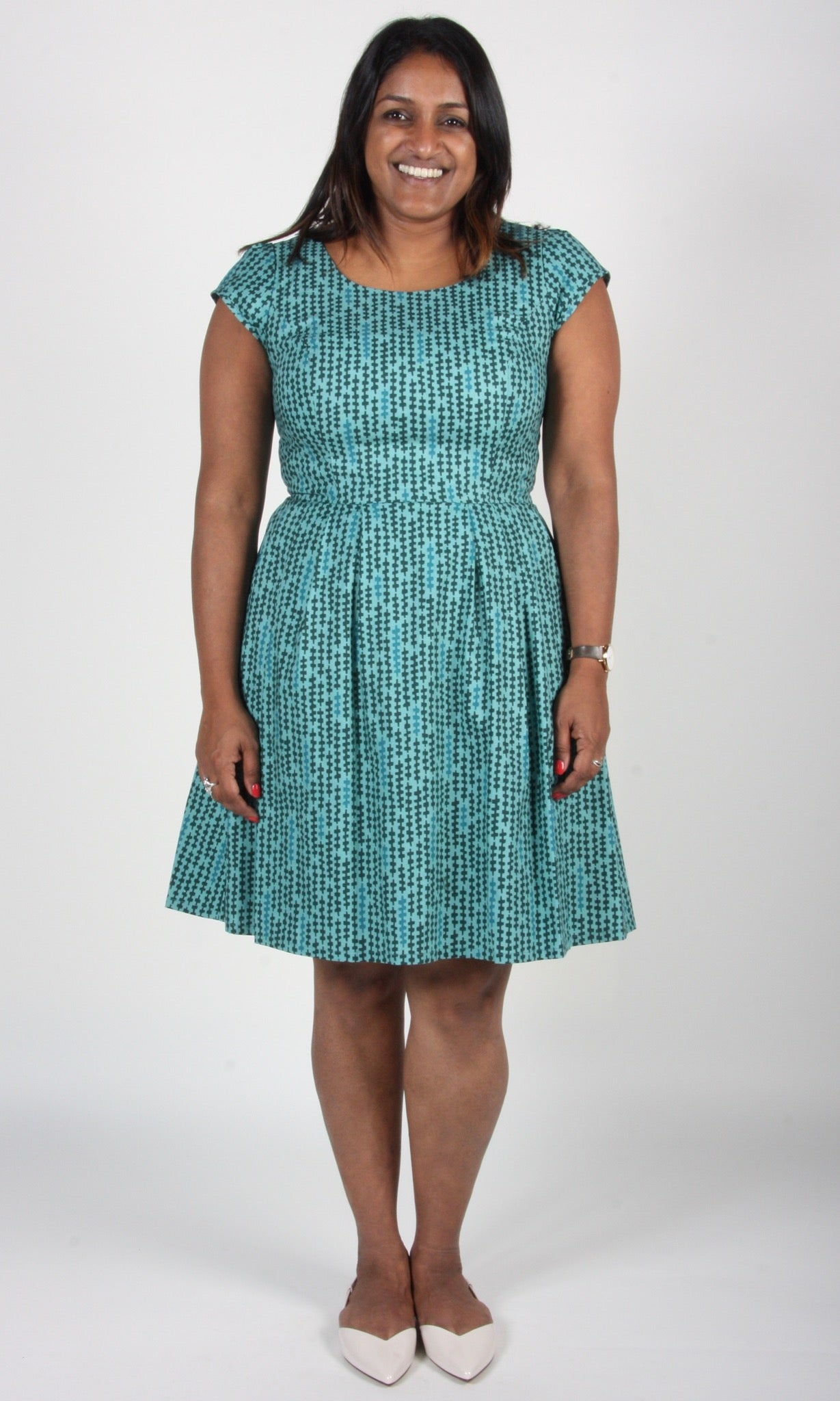 Gallinule Dress - Under The Sea