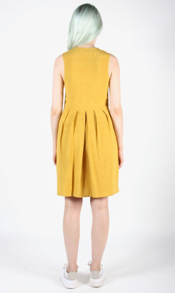 Pingouin Dress - Ochre