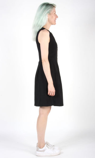 Pingouin Dress - Black