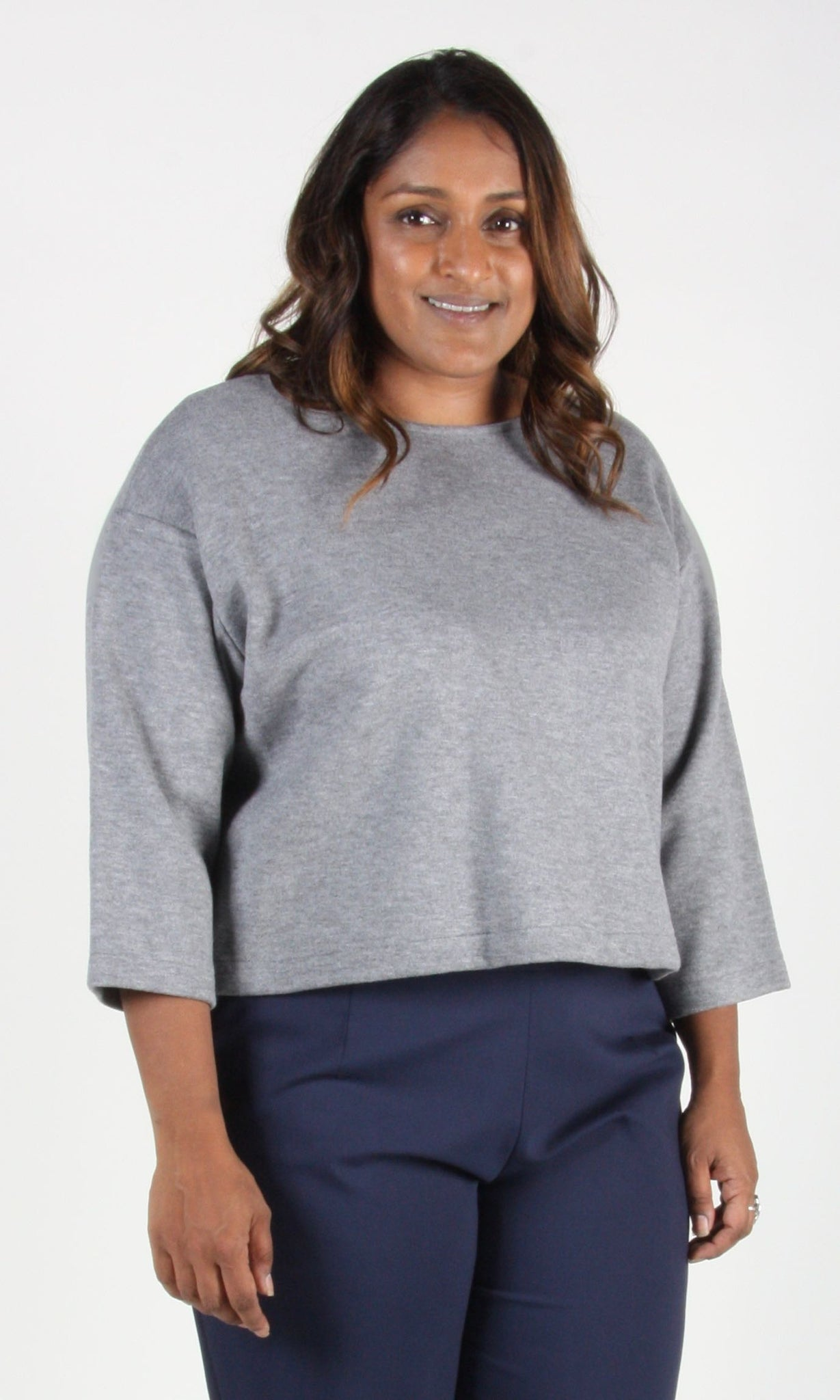 Corneille Sweater - Grey