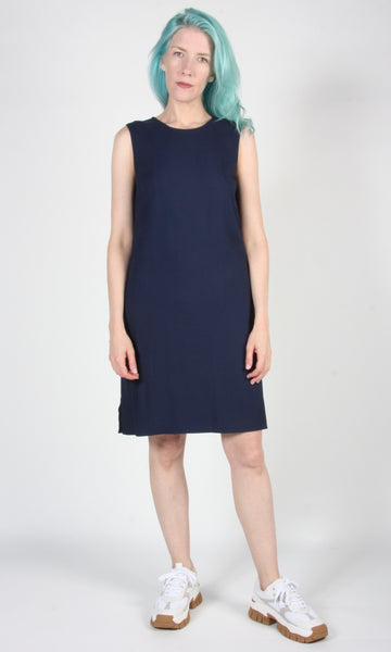 Kestrel Dress - Navy