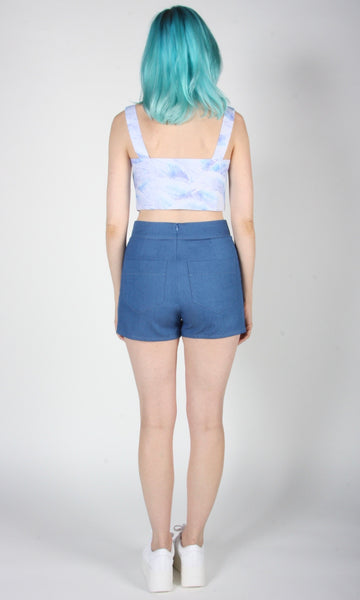 Budgie Short - Medium Wash