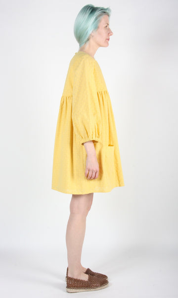 Martin Dress - Yellow