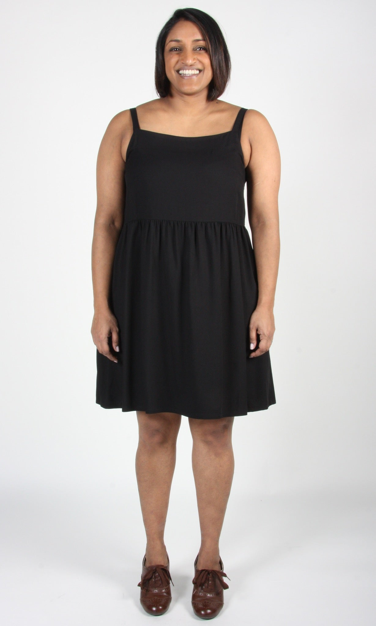 Mountaingem Dress - Black