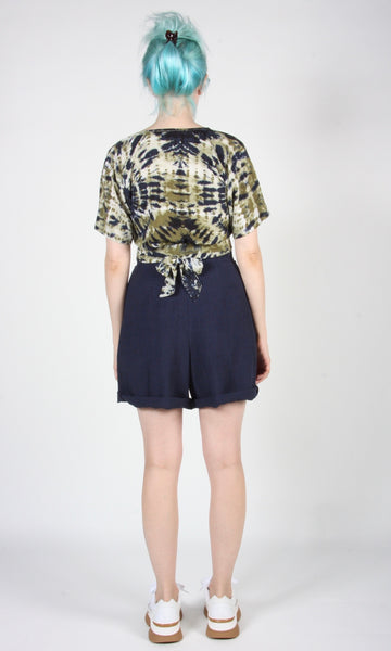 Crake Short - Navy