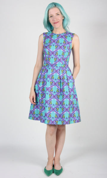Peafowl Dress - Stinger
