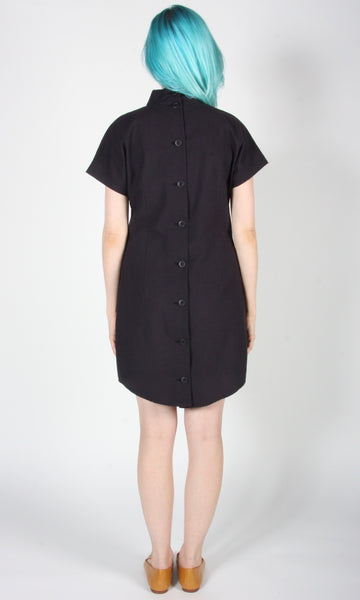 Perdrix Dress - Black