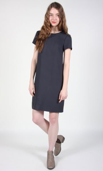 Petrel Dress - Grey