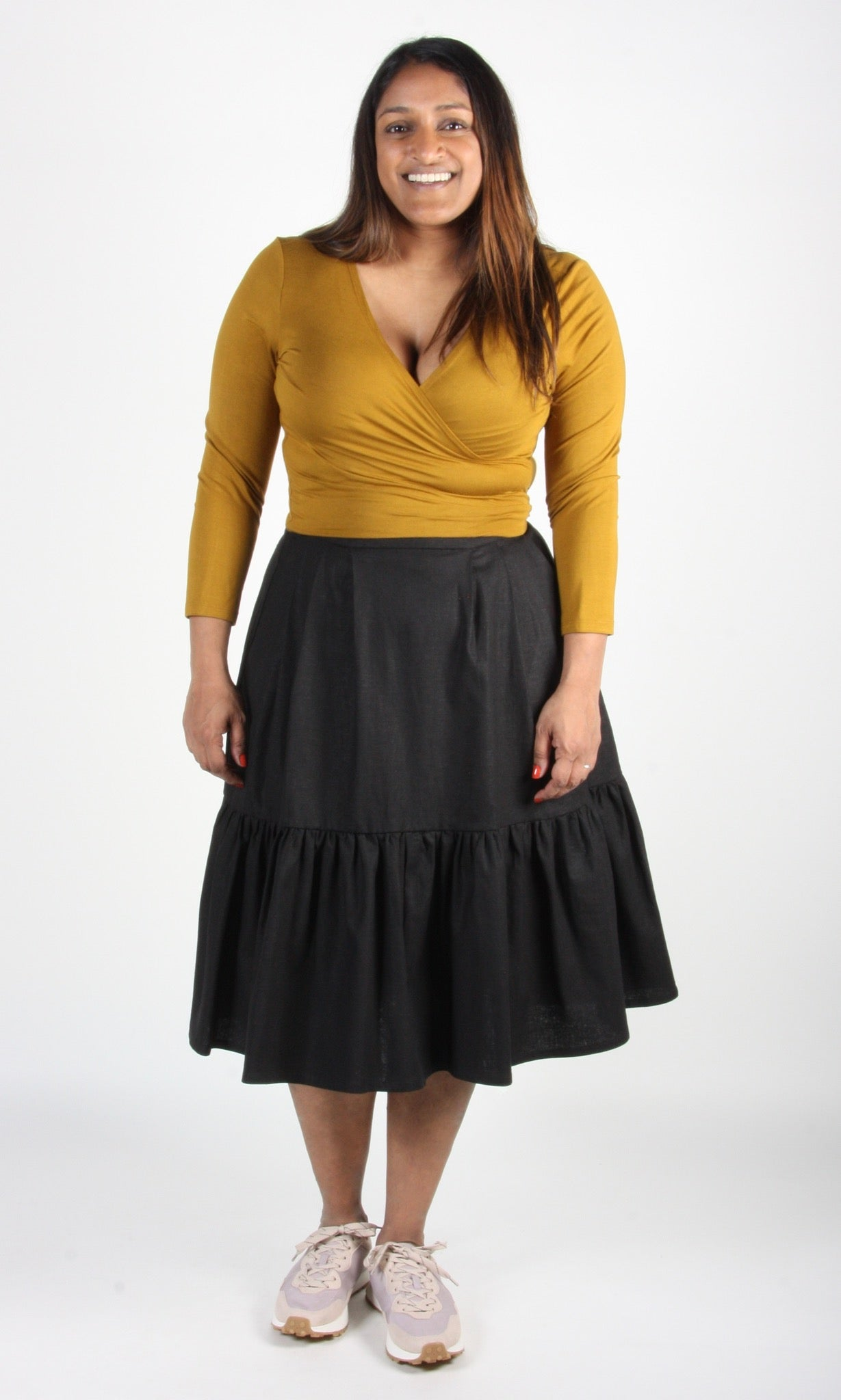 Petronia Skirt - Black