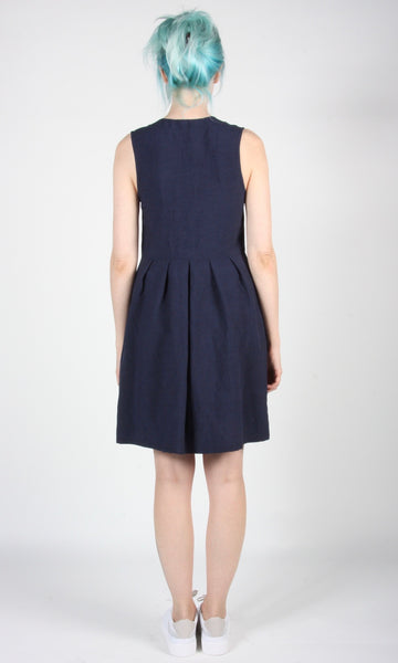 Pingouin Dress - Navy