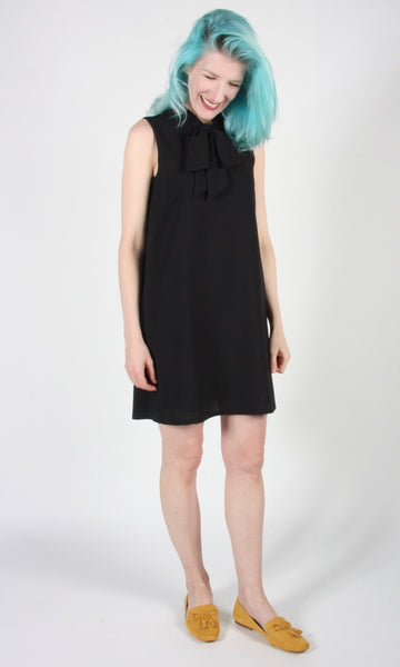 Razorbill Dress - Black