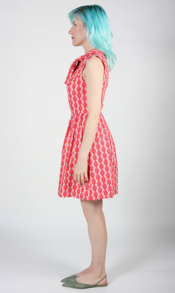 Redpoll Dress - Pink Moon