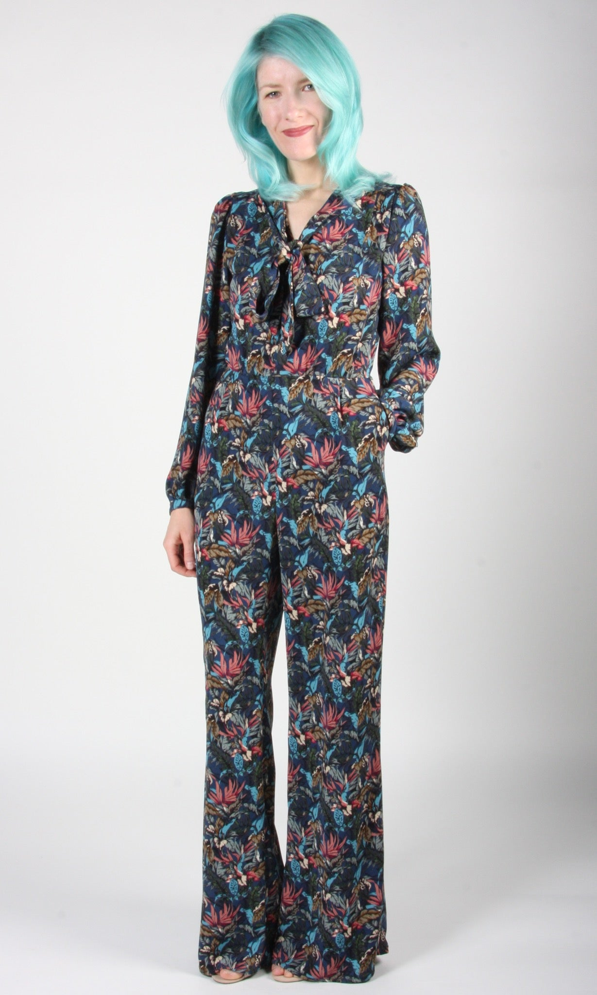 Thrasher Jumpsuit - Conservatory