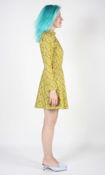 Topaz Dress - Chicory