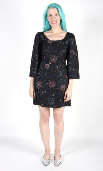 Tourterelle Dress - Hello Moon