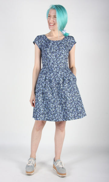 Turnstone Dress - Forget-Me-Not