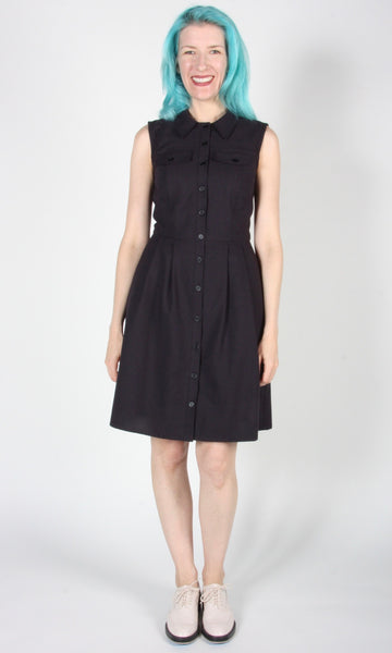 Vanneau Dress - Black
