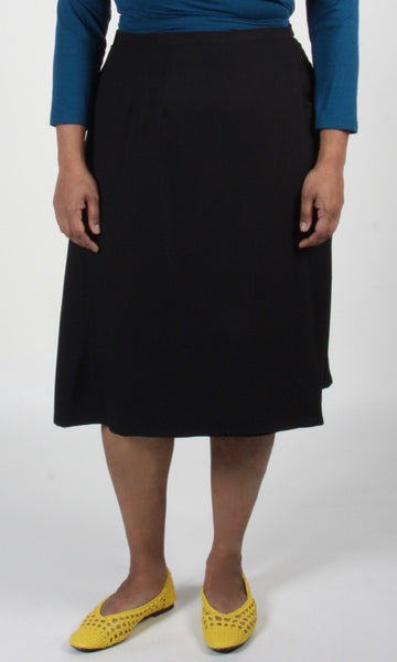 Tournepierre Skirt - Black