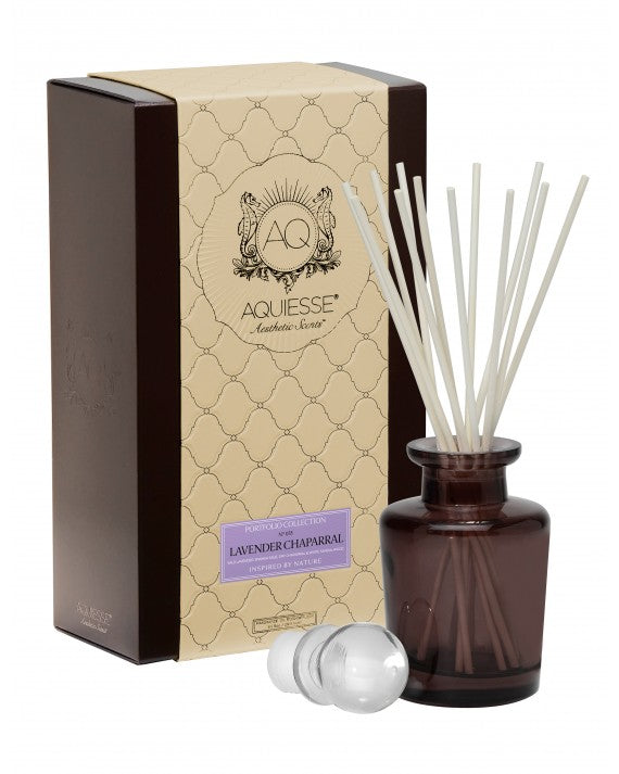 LAVENDER CHAPARRAL~APOTHECARY REED DIFFUSER GIFT SET
