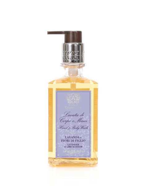 Lavender & lime Blossom Hand and Body Wash