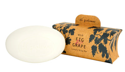 DiPalomo Wild Fig & Grape Luxury Cleansing Bar