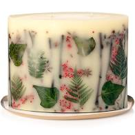 RED CURRANT + CRANBERRY LIMITED BOTANICAL CANDLE + PLATE