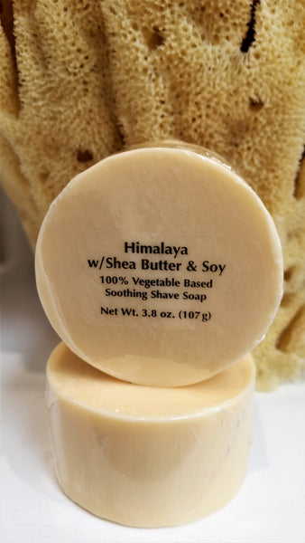 Sonoma County Bath Works Moisturizing Shave Soap